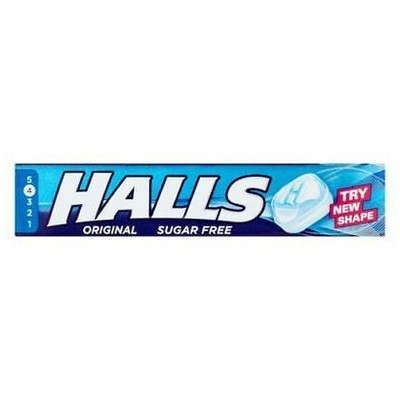 HALLS ORIGINAL