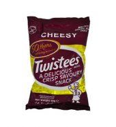 TWISTEES CHEESY 50G