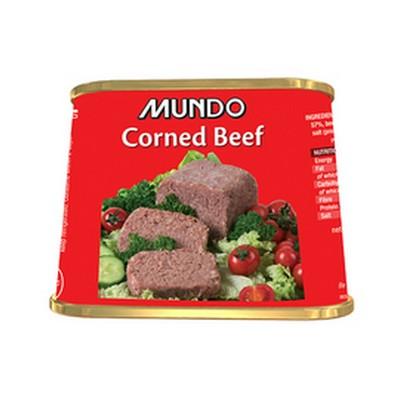 MUNDO CORNED BEEF 190G