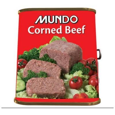 MUNDO CORNED BEEF 340G