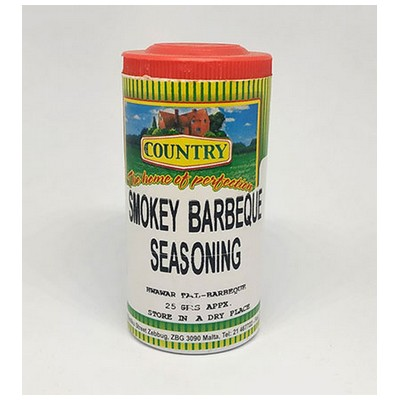COUNTRY BARBEQUE SEASONING 25G