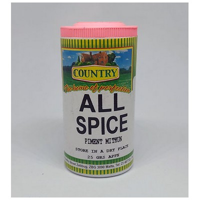 COUNTRY ALL SPICE 25G