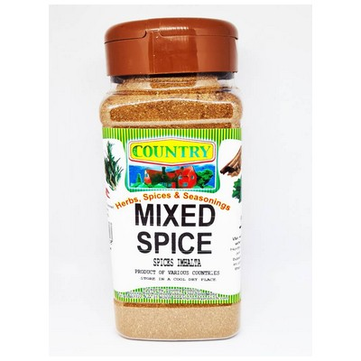 COUNTRY MIXED SPICE 225G