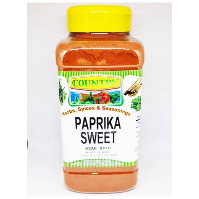 COUNTRY PAPRIKA SWEET 250G