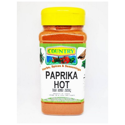 COUNTRY PAPRIKA HOT 250G