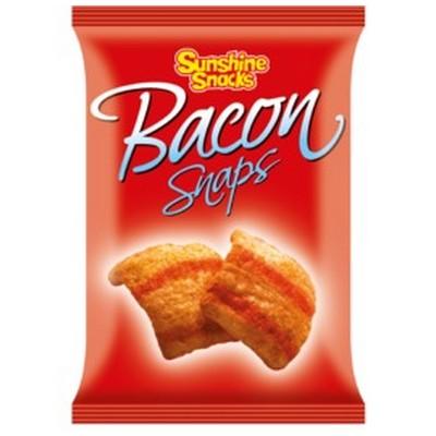 BACON SNAPS SUNSHINE SNACKS 30G