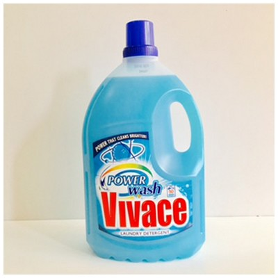 VIVACE POWER WASH 4 LTR BLUE
