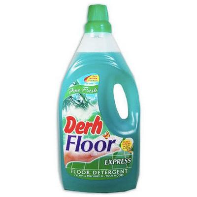 DERH FLOOR PINE GREEN 5 LTR
