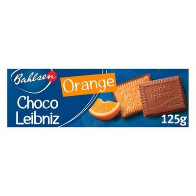 BAHLSEN  CHOC ORANGE  2+1 FREE
