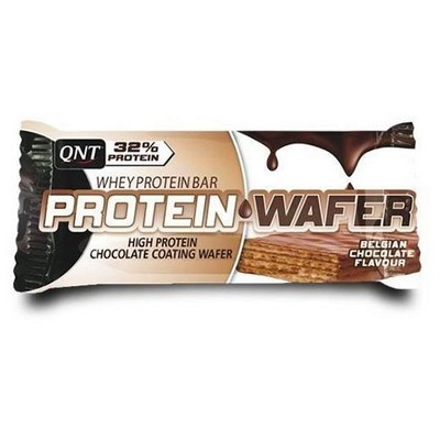 QNT PROTEIN WAFER CHOCOLATE 35G