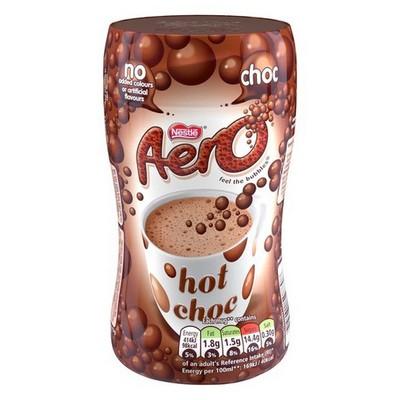 AERO HOT CHOC 288G