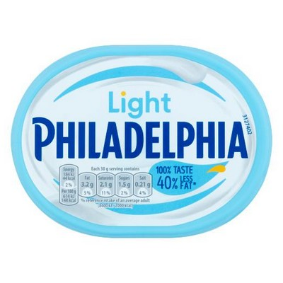 PHILADELPHIA LIGHT 180G