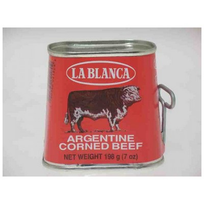 LA BLANCA CORNED BEEF 198G