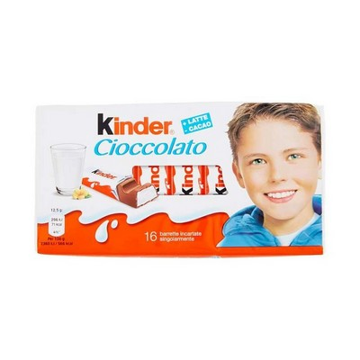 KINDER CIOCCOLATO T 16