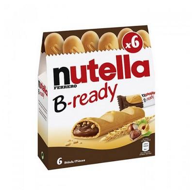 NUTELLA B-READY X6