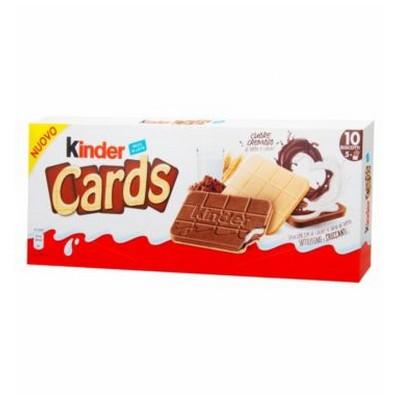 KINDER CARDS X5