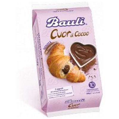 BAULI CHOCOLATE CROISSANT X10