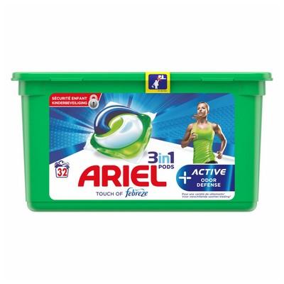 ARIEL 3 IN 1 ACTIVE PODS 32W