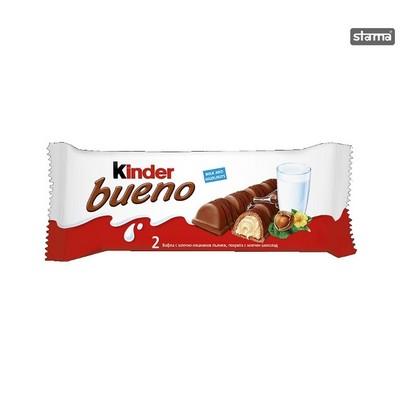 KINDER BUENO CHOC 43G