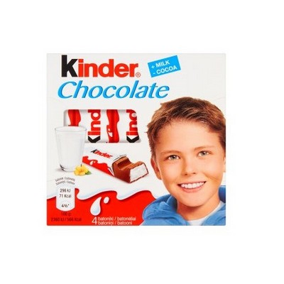 Kinder Cioccolato T4