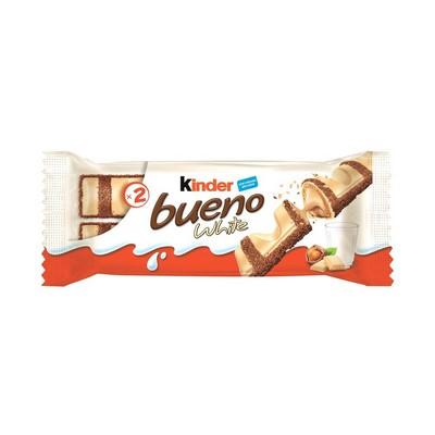 KINDER BUENO WHITE CHOC 39G