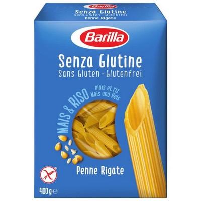 BARILLA PENNE RIGATE SENZA GLUTINE 400G