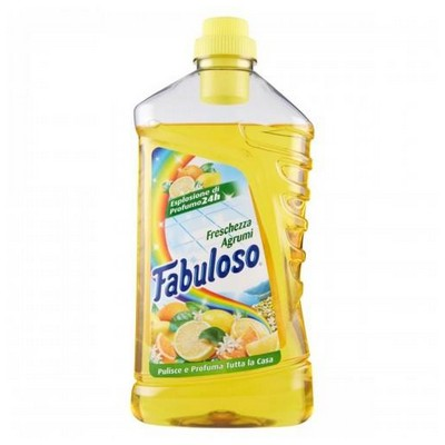 FABULOSO AGRUMI YELLOW 1 LTR