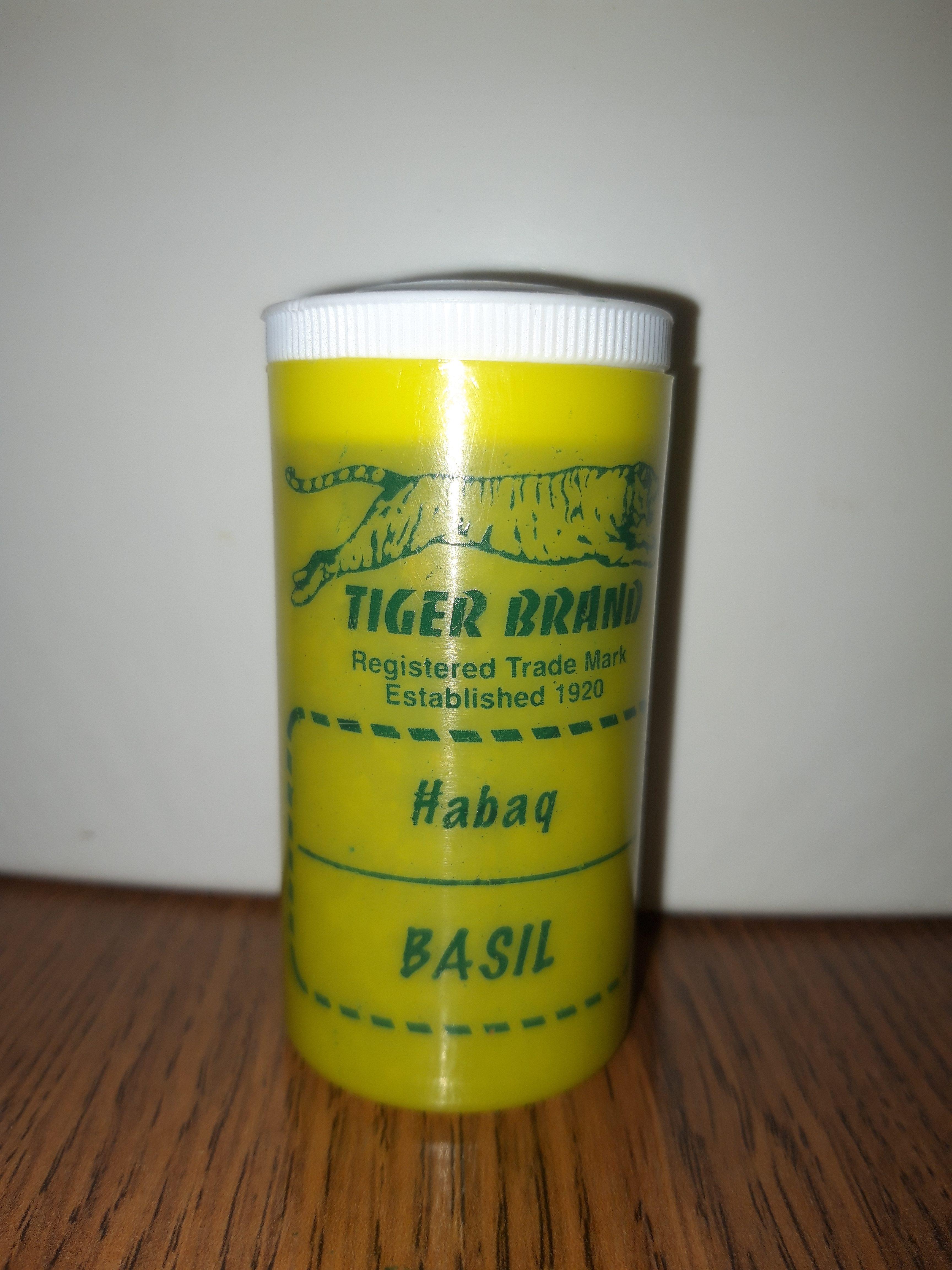 TIGER BRAND BASIL