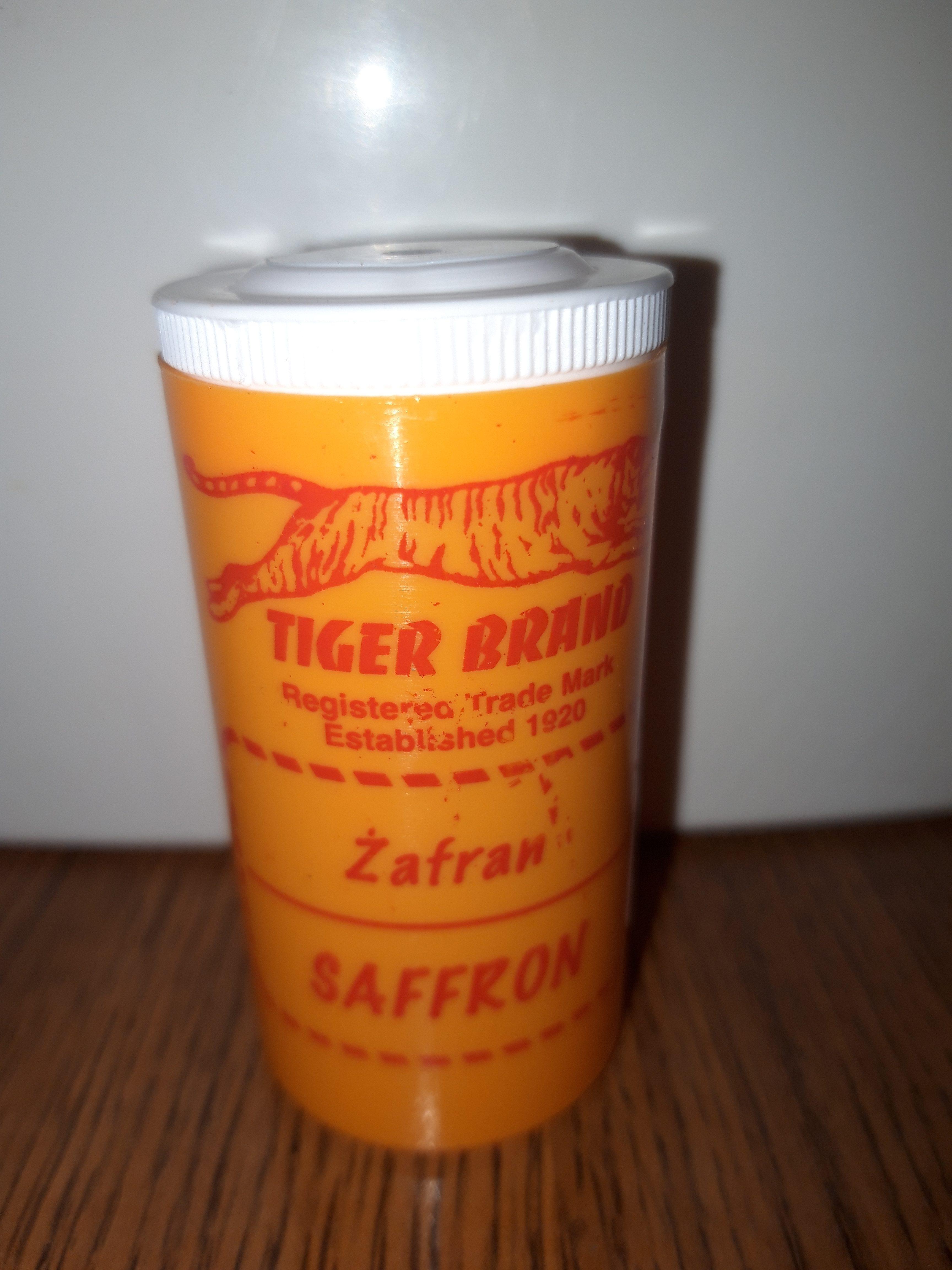TIGER BRAND SAFFRON