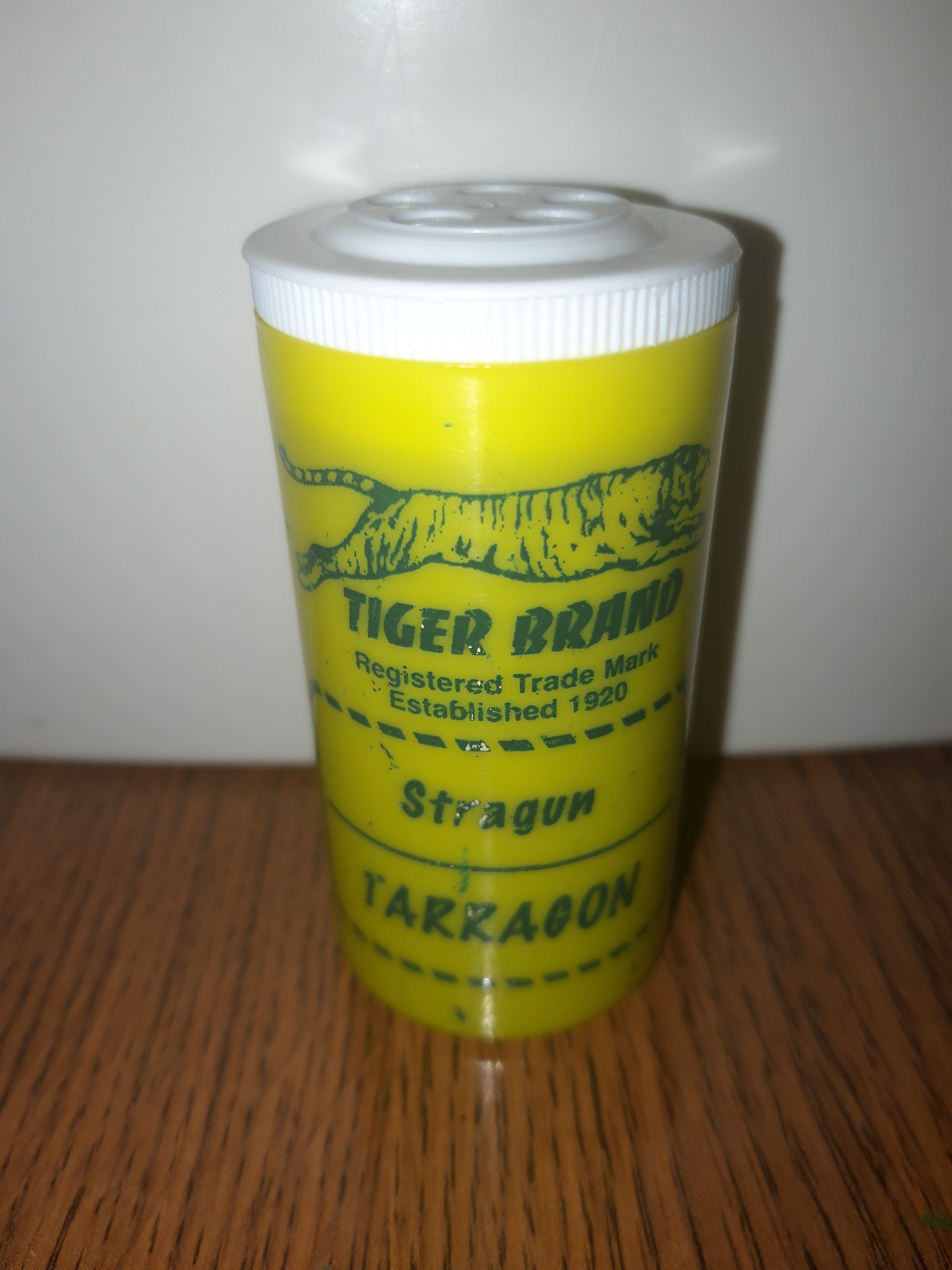 TIGER BRAND TARRAGON