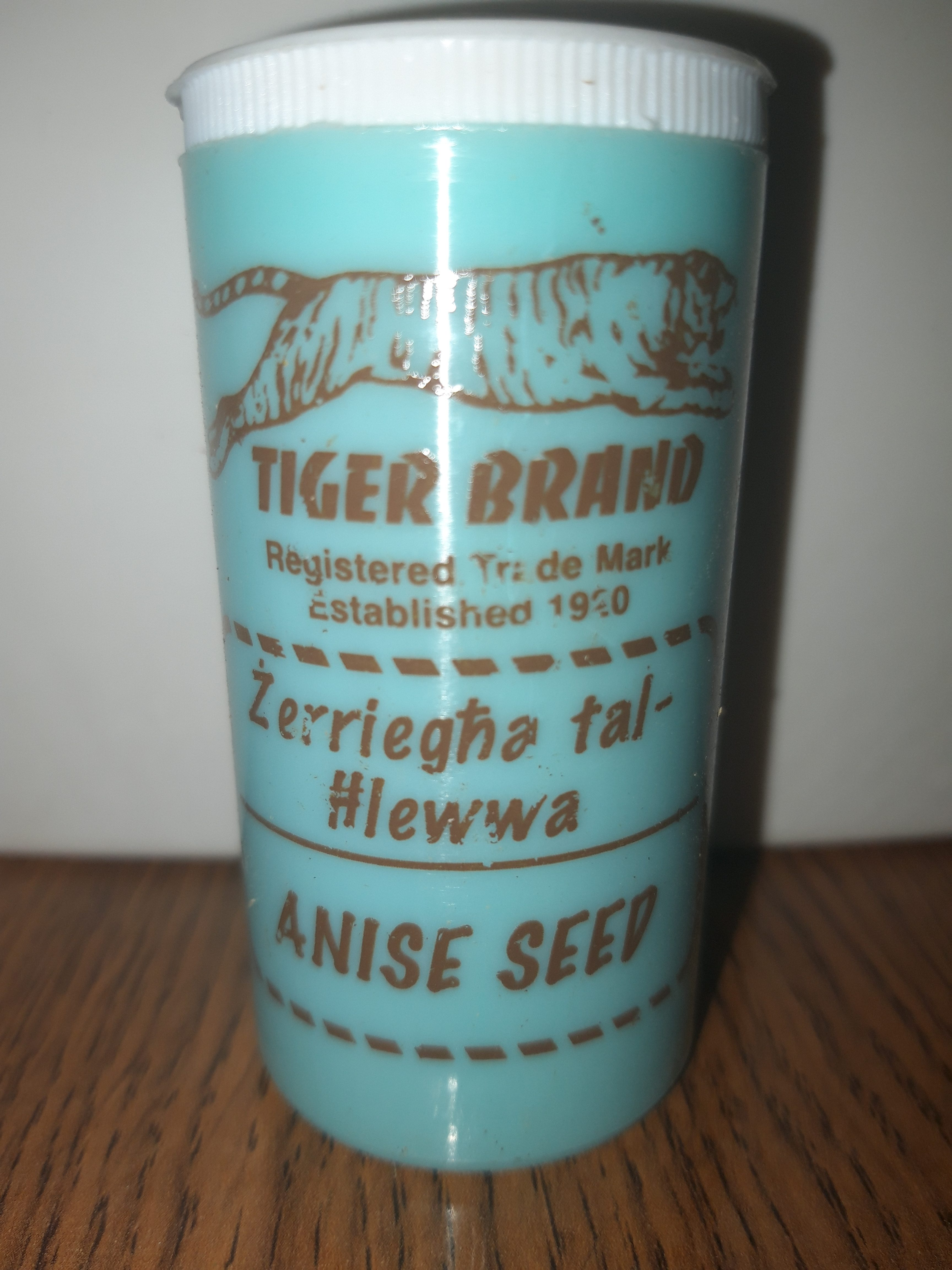 TIGER BRAND ANIS SEED