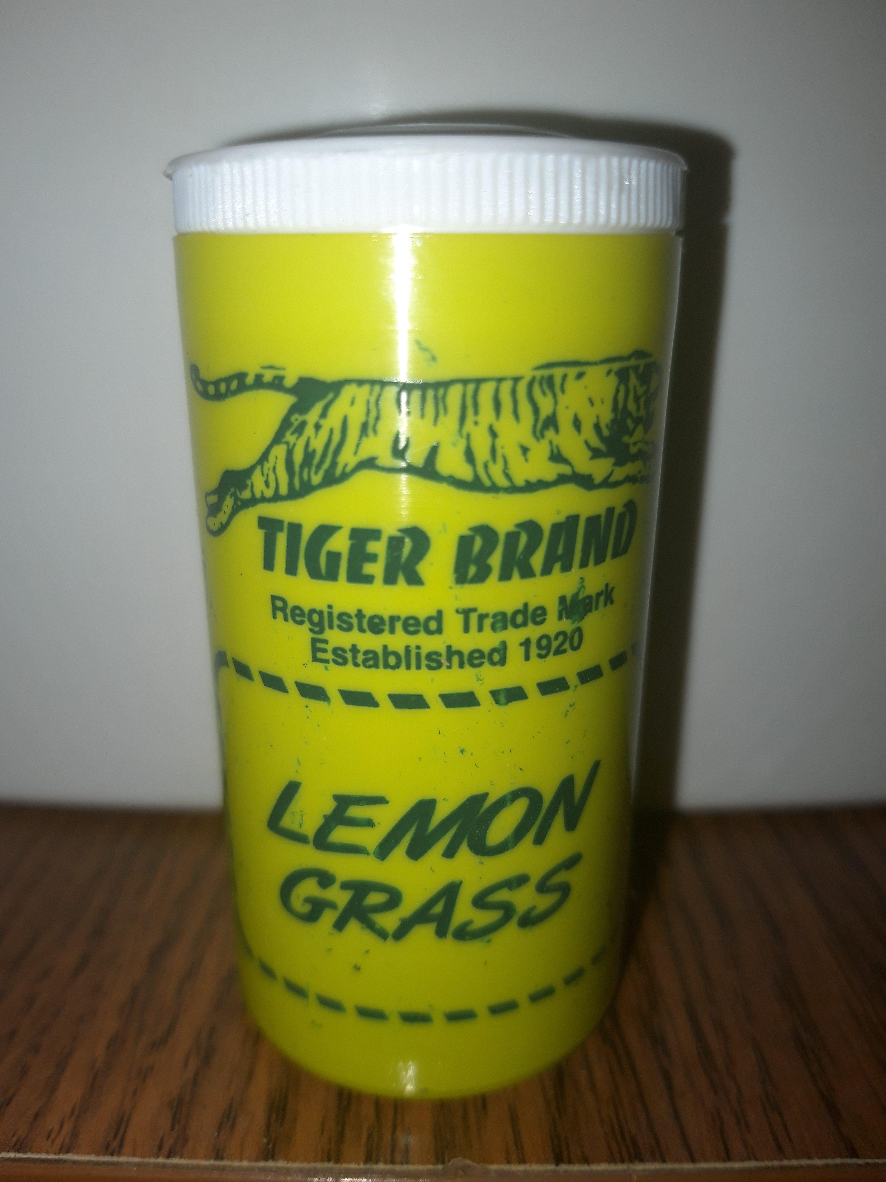 TIGER BRAND LEMON GRASS