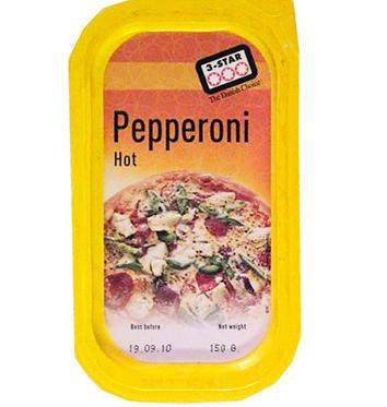 3 Star Pepperoni Hot