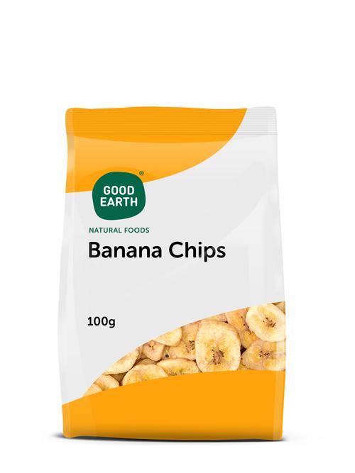 Good Earth Banana Chips