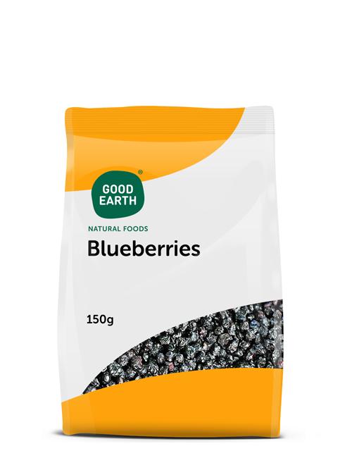 Good Earth Blueberries