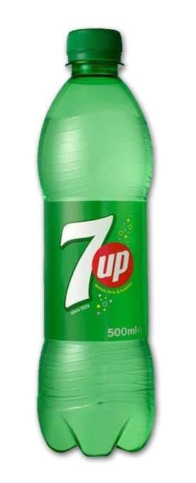 7UP 0.5 LTR X 12