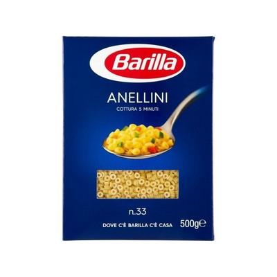BARILLA ANELLINI 500G