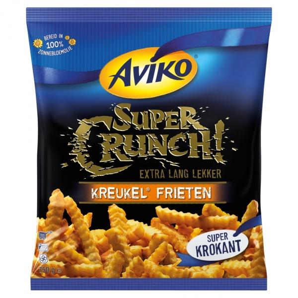 AVIKO SUPER CRUNCH KROKANT 750G