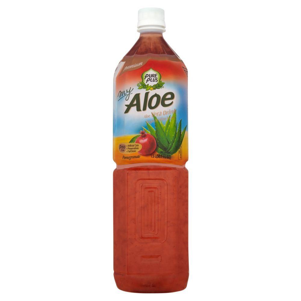 Pure Plus My Aloe Vera Pomegronate