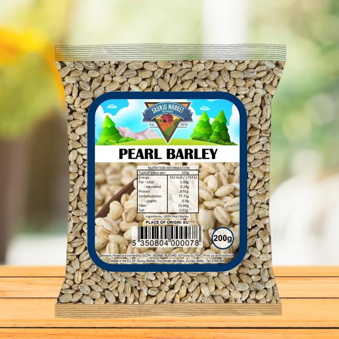 Skunju Packed Pearl Barley