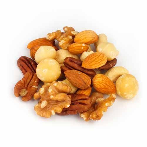 Rich Mixed Nuts