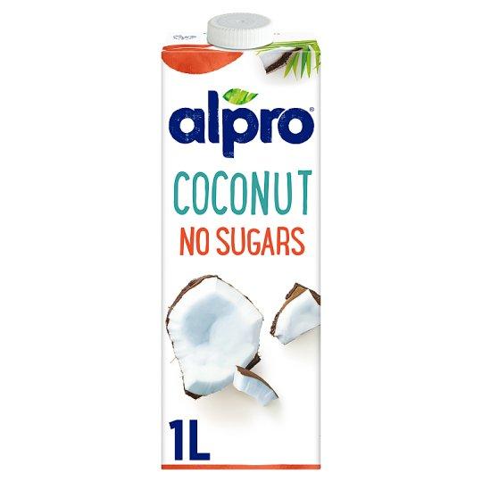 Alpro Coconut No Sugars Milk