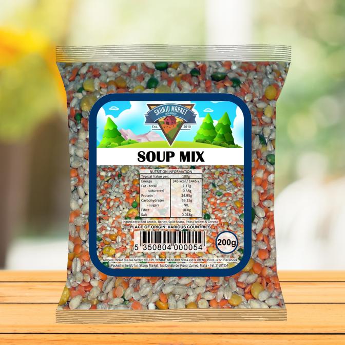Skunju Packed Soup Mix