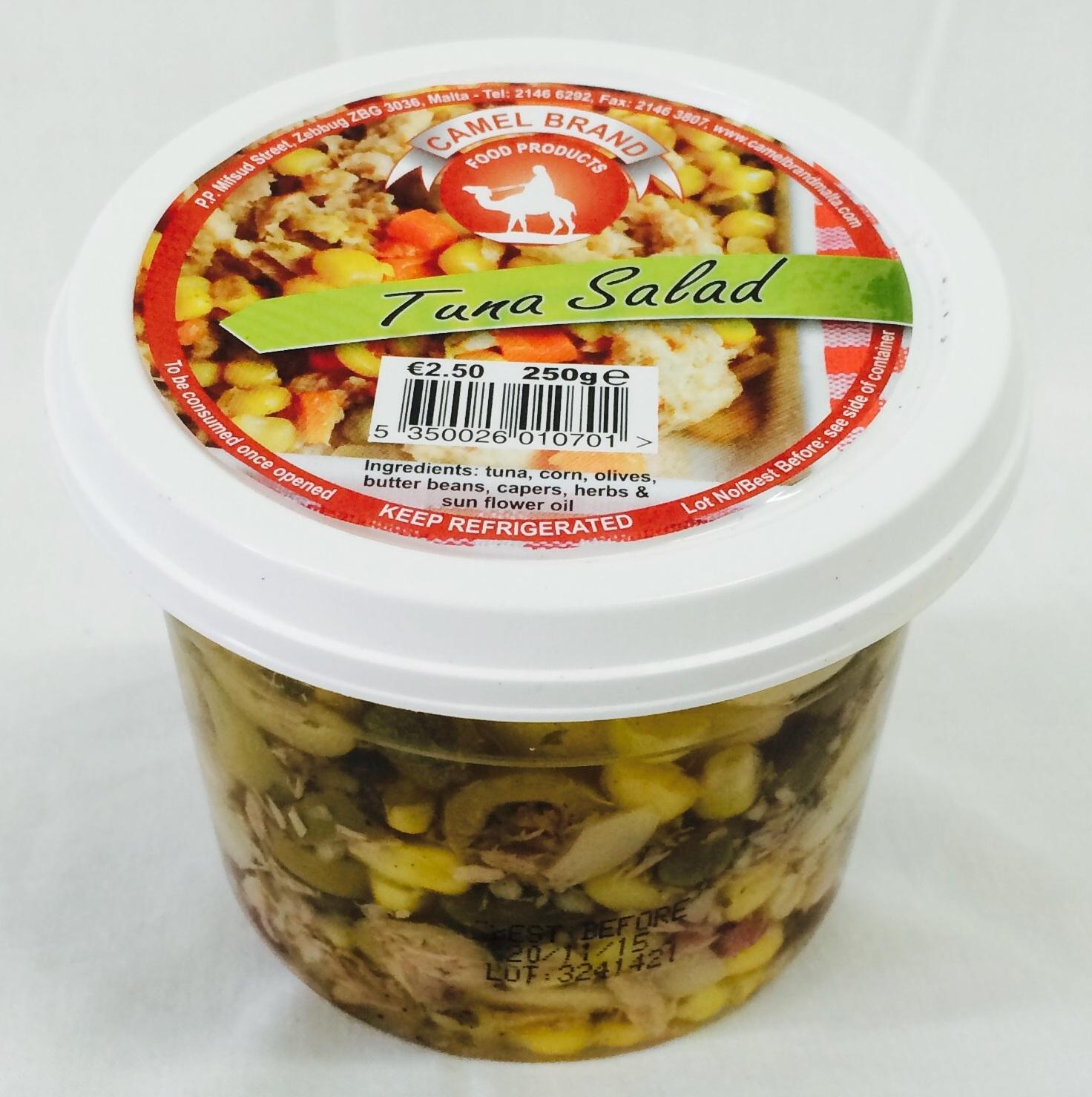 Camel Brand Tuna Salad