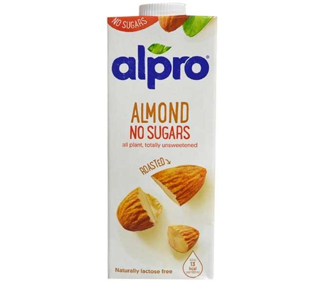 Alpro Almond No Sugars Roasted  Milk