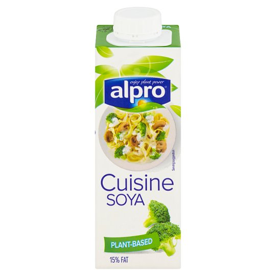 Alpro  Soya Cooking