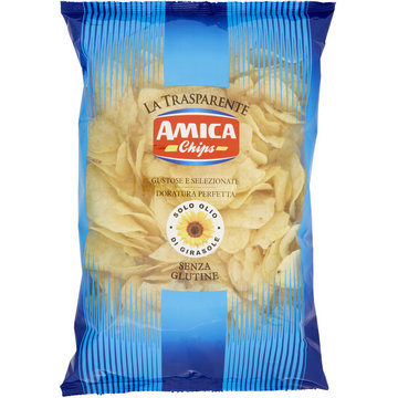 AMICA CHIPS LA TRASPARENTE 500G