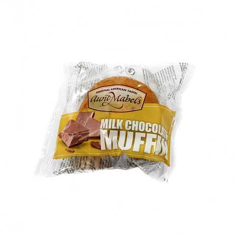Aunt Mabel milk muffin