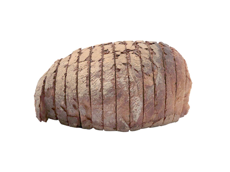 Maltese big Sliced bun