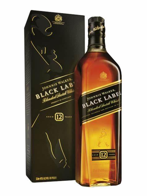 Black Label Whisky